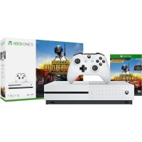 Игровая приставка Xbox One S 1Tb + игра PlayerUnknown's Battlegrounds - https://esmart66.ru