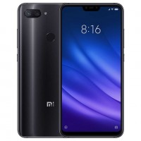 Смартфон Xiaomi Mi8 Lite 4/64Gb Black/Чёрный Global Version RU - https://esmart66.ru