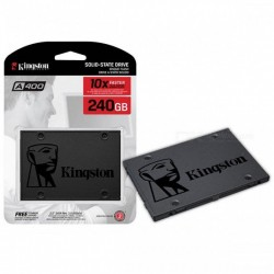 SSD-накопитель Kingston A400 240Gb - https://esmart66.ru