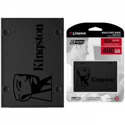 SSD-накопитель Kingston SA400S37 480Gb - https://esmart66.ru