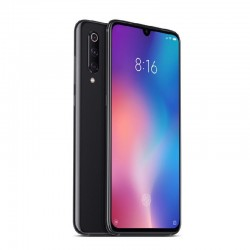 Смартфон Xiaomi Mi9 6/128Gb Piano Black/Чёрный EU - https://esmart66.ru